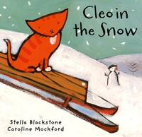 Stella Blackstone et Caroline Mockford - Cleo in the Snow.