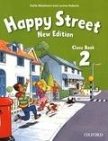 Stella Maidment et Lorena Roberts - Happy Street 2 - Class Book.