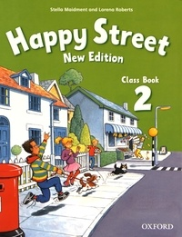 Birrascarampola.it Happy Street 2 - Class Book Image