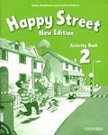 Stella Maidment et Lorena Roberts - Happy Street 2 - Activity Book. 1 Cédérom