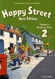 Stella Maidment et Lorena Roberts - Happy Street 2 - Teacher's Resource Pack.