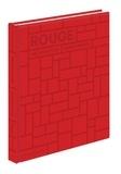 Stella Paul - Rouge - Architecture monochrome.