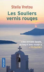 Stella Vretou - Les souliers vernis rouges.