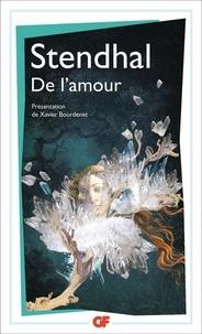 Ebooks gratuits pour télécharger Nook Color De l'amour in French par Stendhal MOBI 9782080712394