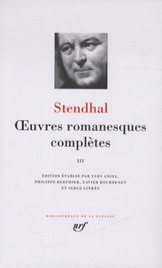 Oeuvres romanesques complètes - Tome 3.pdf