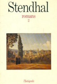 Stendhal - Romans - Tome 2.