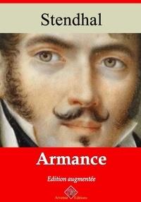 Stendhal Stendhal - Armance – suivi d'annexes - Nouvelle édition 2019.