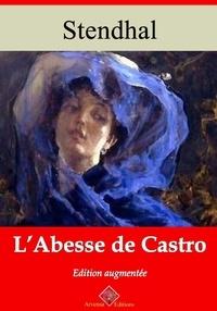 Stendhal Stendhal - L'Abbesse de Castro – suivi d'annexes - Nouvelle édition 2019.