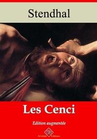 Stendhal Stendhal - Les Cenci – suivi d'annexes - Nouvelle édition 2019.
