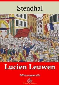 Stendhal Stendhal - Lucien Leuwen – suivi d'annexes - Nouvelle édition 2019.