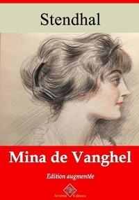 Stendhal Stendhal - Mina de Vanghel – suivi d'annexes - Nouvelle édition 2019.