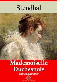 Stendhal Stendhal - MlleDuchesnois – suivi d'annexes - Nouvelle édition 2019.