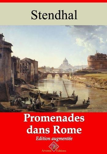 Promenades dans Rome – suivi d'annexes. Nouvelle édition 2019