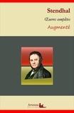 Stendhal Stendhal - Stendhal : Oeuvres complètes et annexes (annotées, illustrées) - La Chartreuse de Parme, Le Rouge et le Noir, De l'Amour, Lucien Leuwen ....