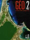 Stéphan Arias et Vincent Capdepuy - Géo 2e - Les hommes occupent et aménagent la Terre.