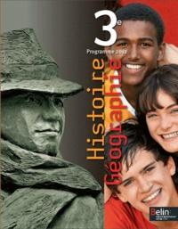 Stéphan Arias et Eric Chaudron - Histoire Géographie 3e - Programme 2012.