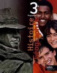 Pdf anglais books téléchargement gratuit Histoire Géographie 3e  - Programme 2012 par Stéphan Arias, Eric Chaudron ePub (French Edition) 9782701162218