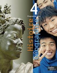 Corridashivernales.be Histoire Géographie 4e - Programme 2011 Image