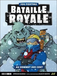 Stéphan Bilodeau et Gilles Saint-Martin - Foo Fighters - Bataille Royale  : Sauver le monde - Poussière moteurs action.