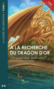 Stéphan Bilodeau - La lignée des dragons Tome 1 : A la recherche du dragon d'or.