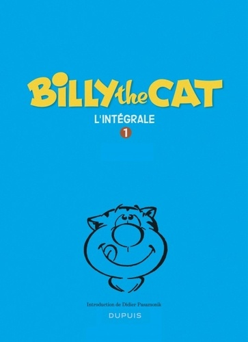 Billy the Cat Intégrale Tome 1