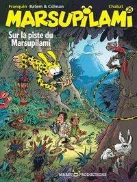 Stéphan Colman et Luc Batem - Marsupilami Tome 25 : Sur la piste du Marsupilami.