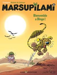 Stéphan Colman et Luc Batem - Marsupilami Tome 32 : Bienvenido a Bingo !.