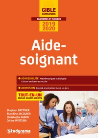 Stephan Dattner et Blandine Jacquier - Aide-soignant.