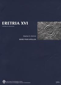 Stéphan G. Schmid - Boire pour Apollon - Céramique hellénistique et banquets dans le Sanctuaire d'Apollon Daphnéphoros.