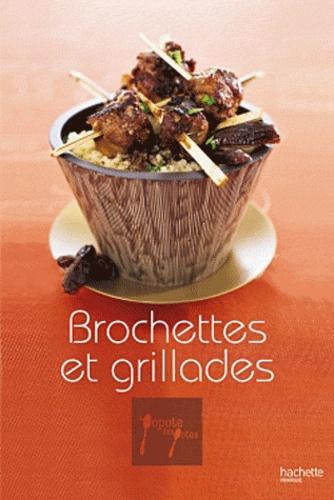 Stéphan Lagorce - Brochettes et grillades.