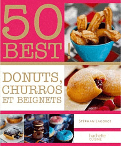 Donuts, churros et beignets