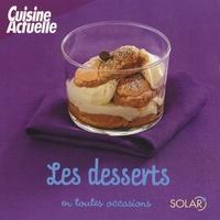Stéphan Lagorce - Les desserts.