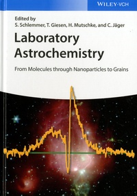 Deedr.fr Laboratory Astrochemistry - From molecules through Nanopaticles to Grains Image