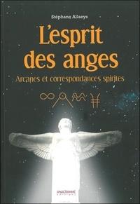 Deedr.fr L'esprit des anges - Arcanes et correspondances spirites Image