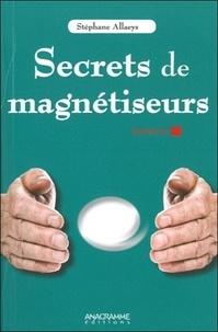Galabria.be Secrets de magnétiseurs Image