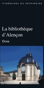 Stéphane Allavena - La bibliothèque d'Alençon, Orne.