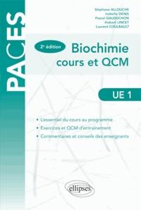 Biochimie cours et QCM UE1 - Stéphane Allouche | Showmesound.org