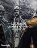 Stéphane André et Raphaël Turcat - Le musée Guerre et Paix en Ardennes.