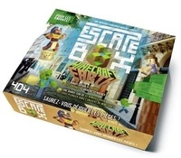 Stéphane Anquetil - Escape box Minecraft Earth.