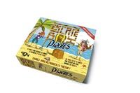 Stéphane Anquetil - Escape box pirates - Contient : 1 livret, 40 cartes, 1 bande-son de 45 minutes, 1 poster.