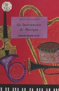Stéphane Audel et Judith Bledsoe - Les instruments de musique.