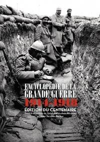 Stéphane Audoin-Rouzeau et Jean-Jacques Becker - Encyclopédie de la Grande Guerre 1914 1918 - Histoire et culture.