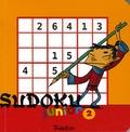 Stéphane Bataillon et Stéphane Mattern - Sudoku Junior - Volume 2.