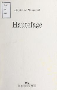 Stéphane Baumont et Renaud Camus - Hautefage.