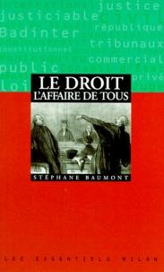 LE DROIT. Laffaire de tous.pdf