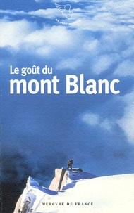 Stéphane Baumont - Le goût du mont Blanc.