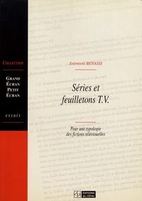 Stéphane Benassi - Séries et feuilletons TV - Pour une typologie des fictions télévisuelles.