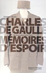 Charles de Gaulle - Mémoires despoir (Le Renouveau 1958-1962).pdf