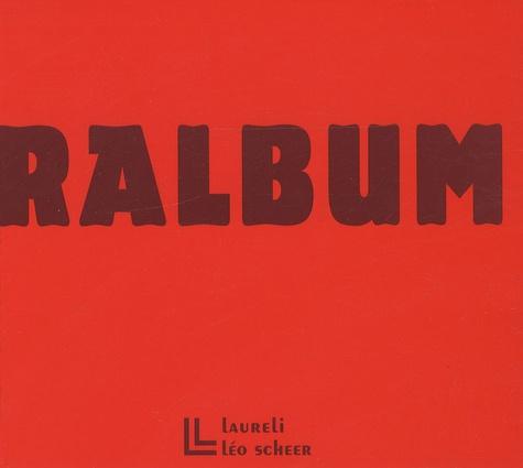 Stéphane Bérard - Ralbum. 1 CD audio