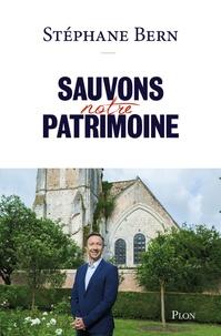 Téléchargement ebook gratuit en allemand Sauvons notre patrimoine en francais par Stéphane Bern 9782259277983 ePub DJVU PDF